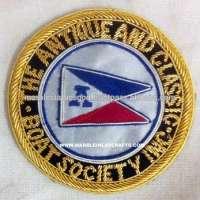 Handmade Blazer Pocket Badges