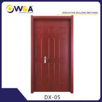 EcoFriendly Soundproof Waterproof WPC Interior Door  Manufacturer