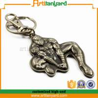 Diect Metal Key Chain Manufacturer