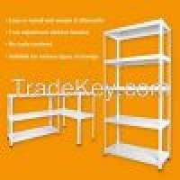 5 tiers DIY Metal Shelves Rack Manufacturer