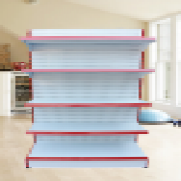 single side shelf racks goods shelf  Manufacturer