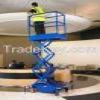 Self propelled scissor lift Manufacturer