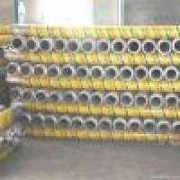 steel curtain concrte pump runner hose concrete pump parts Manufacturer