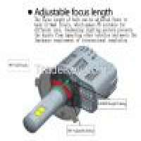P6 led car headlight bulb 45w 4500lmbulb Manufacturer