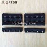 Laminated Tapes and Seamless bra hook and eye tape stainless hooks32 bra hook adjsuter Manufacturer