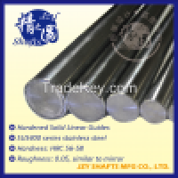 SUS400 series stainless steel hardened bright bar HRC5658 surface roughness 005 similar to mirror Manufacturer