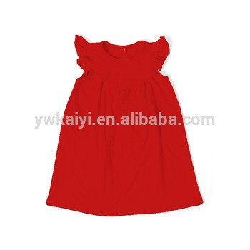a1fc94c986e45 Boutique Kids Clothes Cotton Sleeveless Baby Girl Party Dress Children  Frocks Designs From Yiwu Ardour Children s Garments Factory