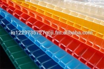 PP corrugated sheet plastic sheet hollow sheet flute board