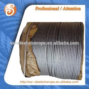 galvanized automobile clutch cable wire