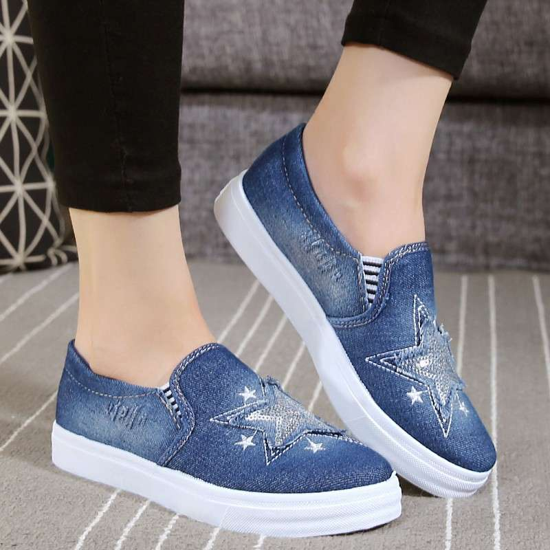Casual Women Loafers Canvas Shoe From Shenyang E Lov Life Trading Co Ltd
