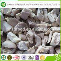fesh dried oyster mushroom