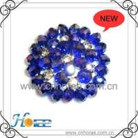 glass beads rhinestones footwear accessories Manufacturer