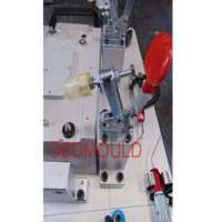 Checking Fixture Components Plastic Moulded Components Pneumatic Clamps Fixtures Hydraulic Workholding Clamping Fixture Manufacturer