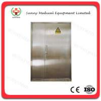 SY1150 Medical hospital stainless steel lead lined door X ray Lead Door