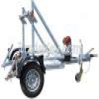 Cable Drum Trailer Manufacturer