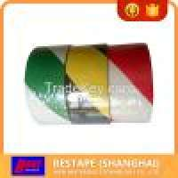 Self Bonding Tape and PVC Marking Tapes Red&White Yellow&Black White &Green Manufacturer