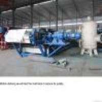 acid resisit vacuum belt filter press  Manufacturer