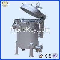 Quickopen multibag filter industrial filters Manufacturer