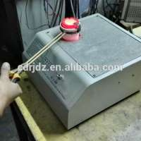 1kgs induction heat furnace RL25kw 220V Manufacturer