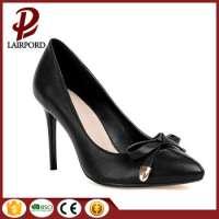Women black footwear Manufacturer