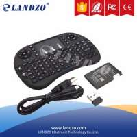Mini Wireless Keyboard Touchpad Manufacturer
