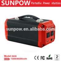 portable solar generator Manufacturer