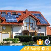 Solar power equipment system home Manufacturer