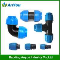 Pp fittings for pe pipe Manufacturer