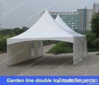 Aluminum tension canopy garden wedding marquee parties 4x4m