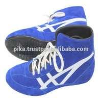 Leather Wrestling Shoes Manufacturer