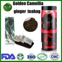 organic ginger green tea