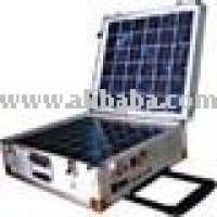solar powered generator Manufacturer