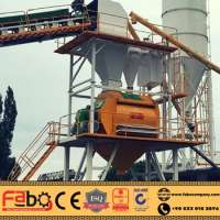 horizontal twin shafts Cement Concrete Mixer