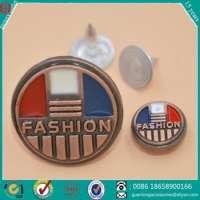 jeans metal garments buttons Manufacturer