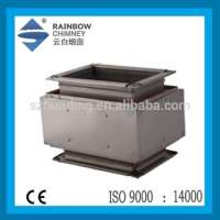 Stainless steel industry chimney