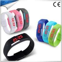 Fashion Sport LED Digital Watches Manufacturer