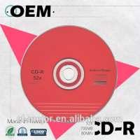 Grade A guarantee blank CDRblank cd