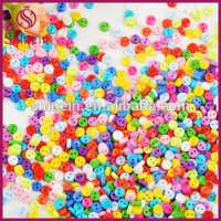 Mini assorted craft plastic resin buttons Manufacturer