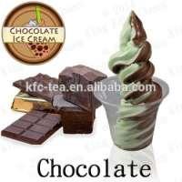 Chocolate Soft Serve Ice Cream Powder Manufacturer