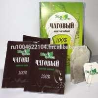 Chaga tea in filter bags