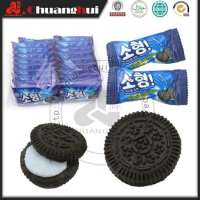 Oreos Biscuits Bag Mini Vanilla Sandwich Cracker Manufacturer