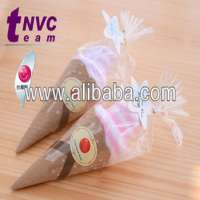 Cake Towel Ice Cream ConeGift Wedding Anniversary and Any Occasions