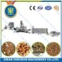 Double screw pet food machine dog food extruder machine Manufacturer