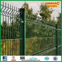 PVC coated welded wire mesh fences  Manufacturer