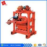 Qtj440b2 concrete block making machine Manufacturer