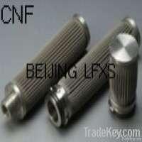 Pleated Stainless Steel mesh Cartridges Manufacturer