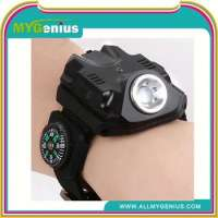 led light up Digital Wrist Watches
