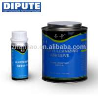 Easy Operation Conveyor Belt Repair Cold Vulcanizing Rubber Cement