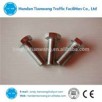 Fastener hex bolts and nuts Manufacturer