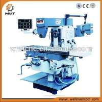 kneetype horizontal milling machine